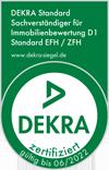 Sachverständiger für Immobilienbewertung D1 (DEKRA Certification)