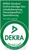 Sachverständiger Bauschadenbewertung (DEKRA Certification):
